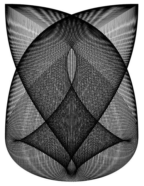 Lissajous Curve #4